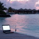 Arbeiten und gleichzeitig reisen