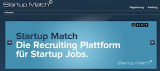 StartupMatch